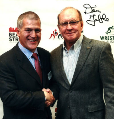 Living Legend Dan Gable